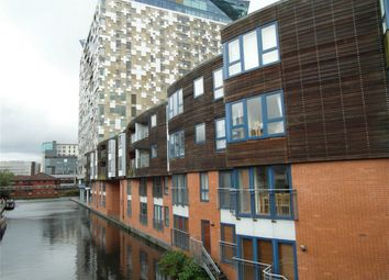 Thumbnail 2 bedroom flat to rent in Washington Wharf, Birmingham City Centre, West Midlands
