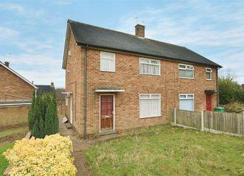 Thumbnail 3 bedroom semi-detached house for sale in Winterton Rise, Bestwood, Nottingham
