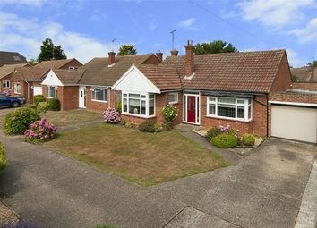 Thumbnail 2 bedroom detached bungalow for sale in Sea View Road, Herne Bay, Kent
