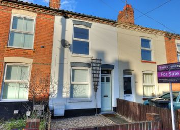 2 bed terraced house for sale in Magpie Road, Norwich NR3