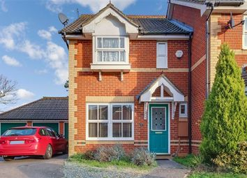 Thumbnail 2 bed end terrace house to rent in Phillips Close, Maidenbower, Crawley