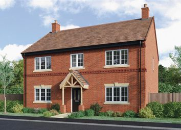 """Thumbnail 5 bed detached house for sale in """"Thornbridge"""" at Starflower Way, Mickleover, Derby"""