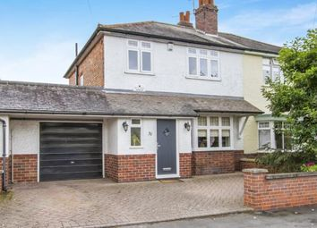 Thumbnail 3 bed semi-detached house for sale in Kilby Avenue, Birstall, Leicester, Leicestershire
