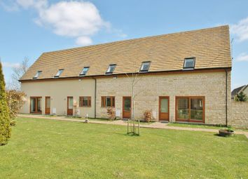 Thumbnail 2 bed terraced house for sale in Oaksey Park, Oaksey, Wiltshire