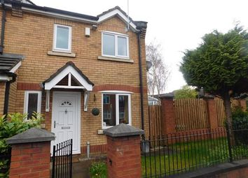 Thumbnail 3 bed semi-detached house to rent in Chorlton Road, Manchester