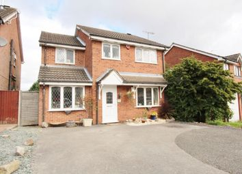 Thumbnail 4 bed detached house for sale in Hatton Gardens, Nuthall, Nottingham
