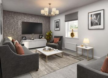 """Thumbnail 3 bed detached house for sale in """"Ennerdale"""" at Holme Way, Gateford, Worksop"""