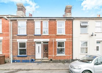 Thumbnail 2 bedroom terraced house for sale in Purplett Street, Ipswich