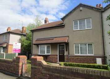 Thumbnail 3 bed end terrace house for sale in Church Road, Stainforth, Doncaster