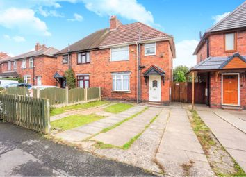 Thumbnail 3 bed semi-detached house for sale in Glen Road, Dudley