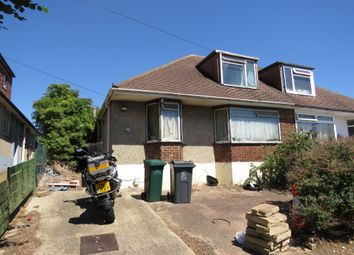 Thumbnail 3 bed semi-detached house for sale in Poplar Avenue, Hove