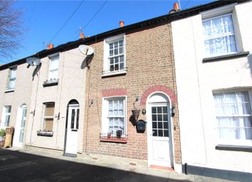 Thumbnail 2 bed terraced house to rent in Lydia Cottages, Wrotham Road, Gravesend, Kent