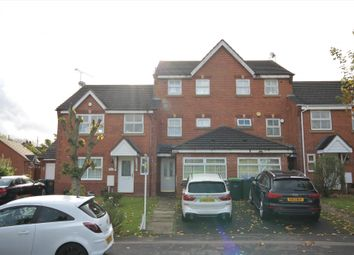 Thumbnail 4 bed town house for sale in Montague Road, Smethwick