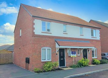 Norway Close, Leigh Sinton, Malvern, Worcestershire WR13. 3 bed semi-detached house for sale