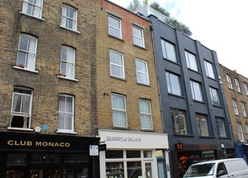 Thumbnail 1 bed duplex to rent in Redchurch Street, London