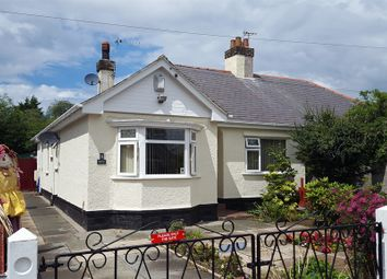Thumbnail 2 bed semi-detached bungalow for sale in Atherton Drive, Upton, Wirral