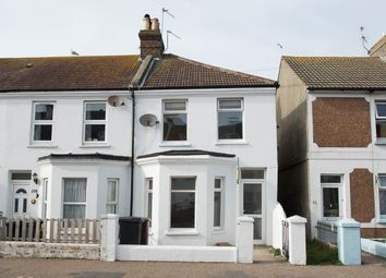 Thumbnail 3 bed end terrace house for sale in Ashford Road, Eastbourne