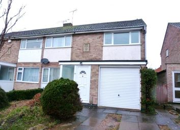 Thumbnail 3 bed property to rent in Briar Meads, Oadby, Leicester