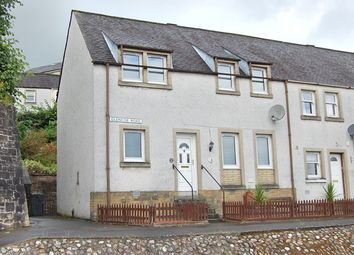 Thumbnail 2 bed end terrace house for sale in Glencoe Road, Stirling