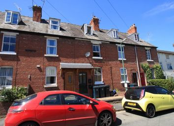 Thumbnail 1 bed flat to rent in Peace Cottages, Old Coleham, Shrewsbury