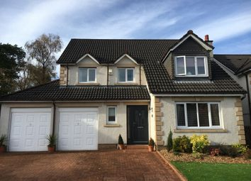 Thumbnail 4 bed detached house for sale in 42 Thomson Crescent, Falkirk