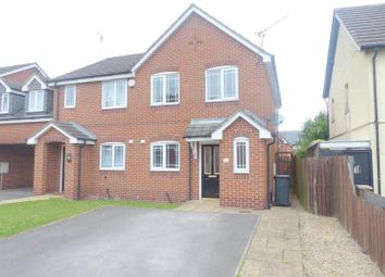 Thumbnail 3 bedroom semi-detached house to rent in Stuart Street, Sutton-In-Ashfield