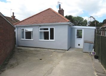 Thumbnail 2 bed detached bungalow for sale in Sea View Estate, Ingoldmells, Skegness