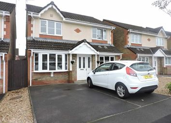 Thumbnail 4 bed detached house for sale in Ffwrn Clai, Pontarddulais, Swansea