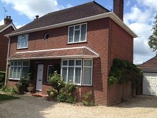 Thumbnail 3 bed detached house to rent in Northfield Road, Ringwood