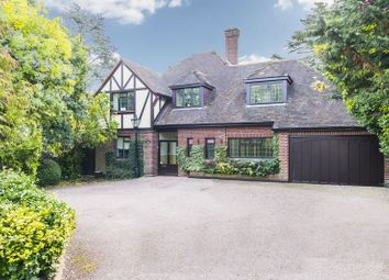 Thumbnail 4 bed detached house for sale in Wellfields, Loughton