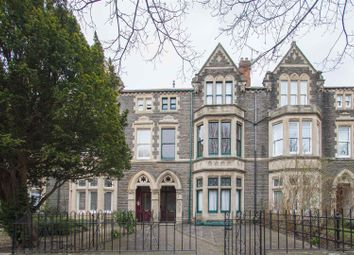 Thumbnail 2 bed flat for sale in Cathedral Road, Cardiff