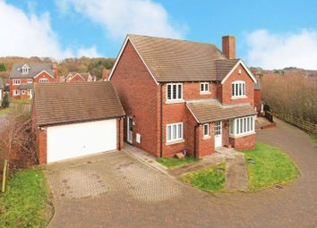 Thumbnail 4 bed detached house to rent in Ashtree Park, Horsehay, Telford
