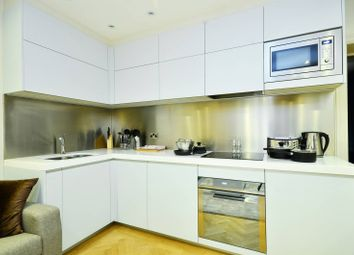 Thumbnail 1 bed flat to rent in Marylebone Road, Regent's Park