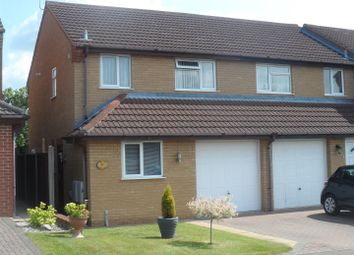 Thumbnail 3 bed property to rent in Musson Close, Irthlingborough, Wellingborough
