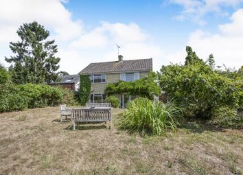 Thumbnail 5 bed detached house for sale in Holbrook, Ipswich, Suffolk