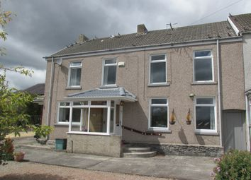 Thumbnail 4 bedroom end terrace house for sale in Maesteg Cottages, Cefn Coed, Merthyr Tydfil