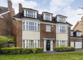 Thumbnail 7 bed detached house to rent in Chadwick Place, Long Ditton, Surbiton