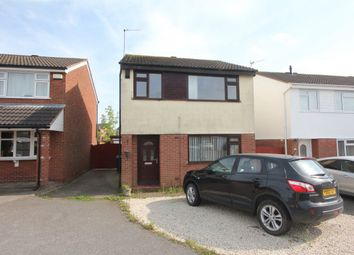Thumbnail 3 bed property to rent in Hereford Close, Barwell, Leicester