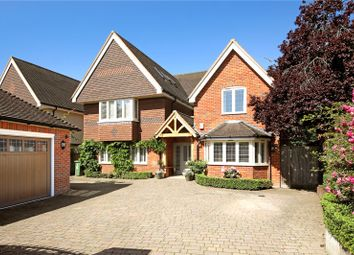 Thumbnail 6 bedroom detached house to rent in Wilton Road, Beaconsfield
