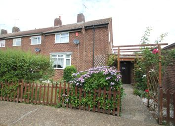 Thumbnail 3 bedroom end terrace house for sale in Pulpits Close, Hockley