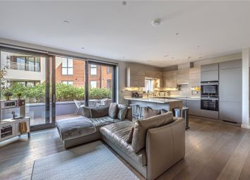Thumbnail 2 bed flat for sale in Devonshire Place, Child's Hill