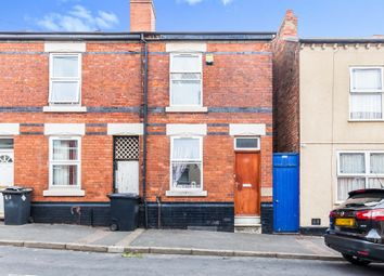 Thumbnail 2 bed terraced house for sale in Cummings Street, Derby