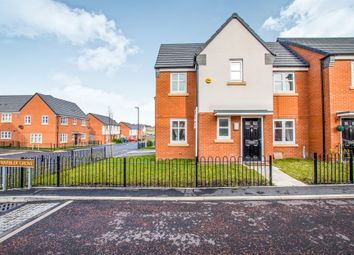 Thumbnail 3 bedroom semi-detached house for sale in Warbler Grove, Walsall