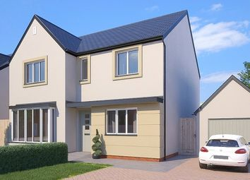 Thumbnail 4 bedroom detached house for sale in The Pickering, Greenspire, Clyst St Mary, Exeter, Devon
