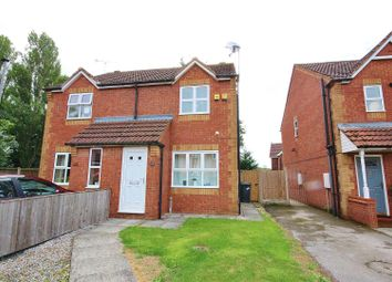 2 bed semi-detached house for sale in Peartree Close, Barlby, Selby YO8