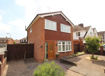 Thumbnail 3 bed detached house for sale in Nursery Grove, Franche, Kidderminster