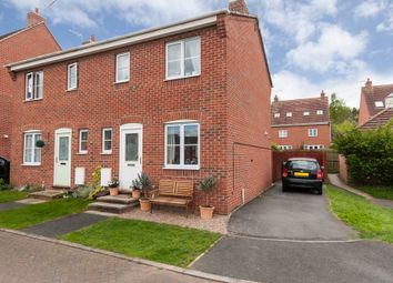 Thumbnail 2 bedroom semi-detached house for sale in Frost Fields, Castle Donington, Derby