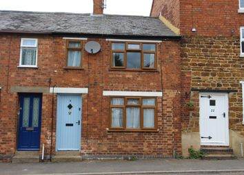 Thumbnail 2 bed terraced house for sale in Guilsborough Road, West Haddon, Northampton