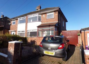 Thumbnail 3 bed semi-detached house for sale in Charterhouse Road, Woolton, Liverpool, Merseyside