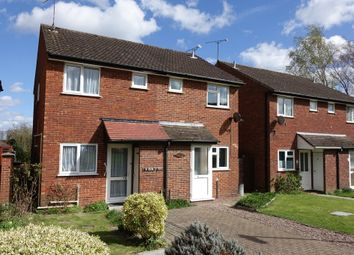 Thumbnail 2 bed semi-detached house for sale in Carpenter Close, Hythe, Southampton